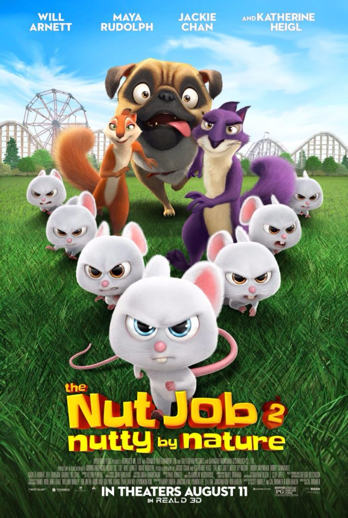 The Nut Job Protect Your Park Day in Orlando July 28th + Prize Pack Giveaway
