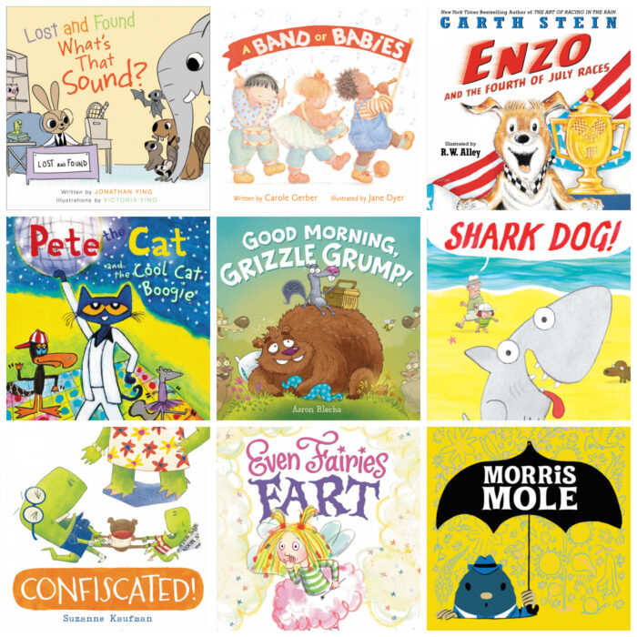 9 Picture Books To Read Before Summer Ends
