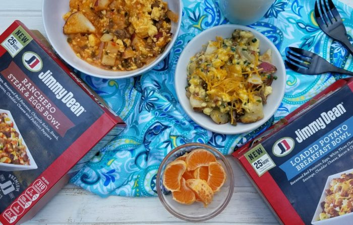 Jimmy Dean Easy Breakfast for Busy Days
