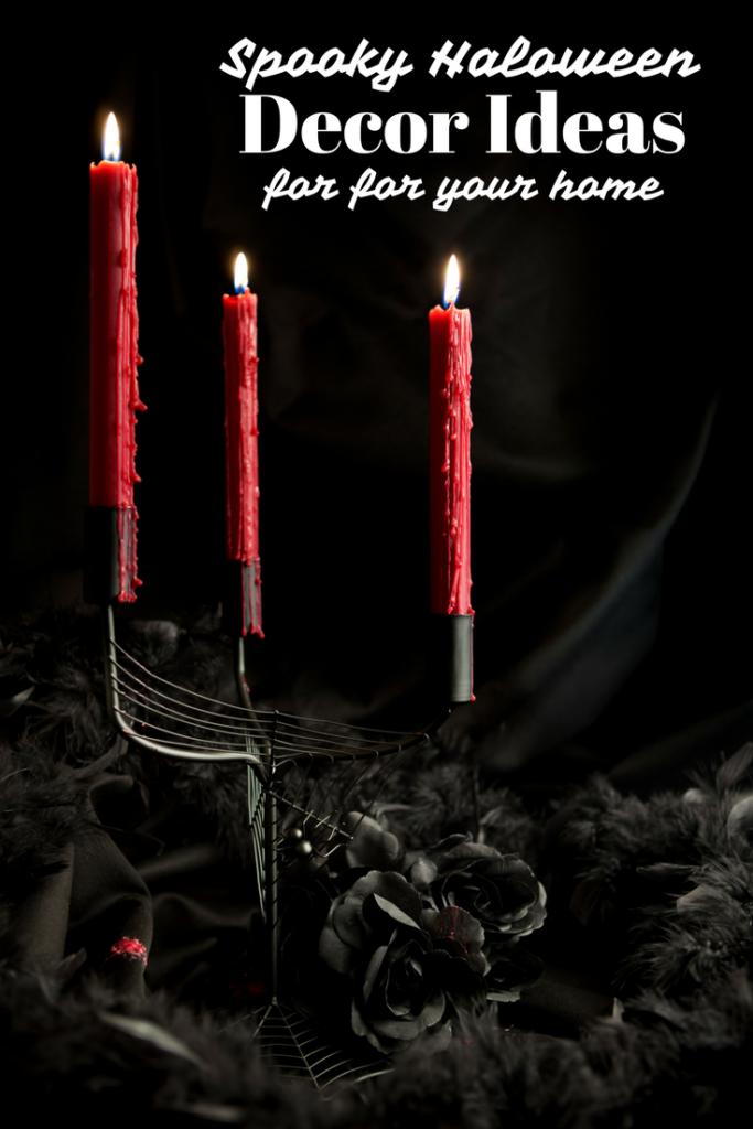 Spooky Halloween Decor Ideas for your home