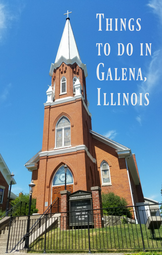 Things to do in Galena, Illinois