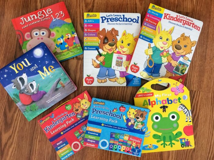 Back to School Books for Toddlers & Preschoolers