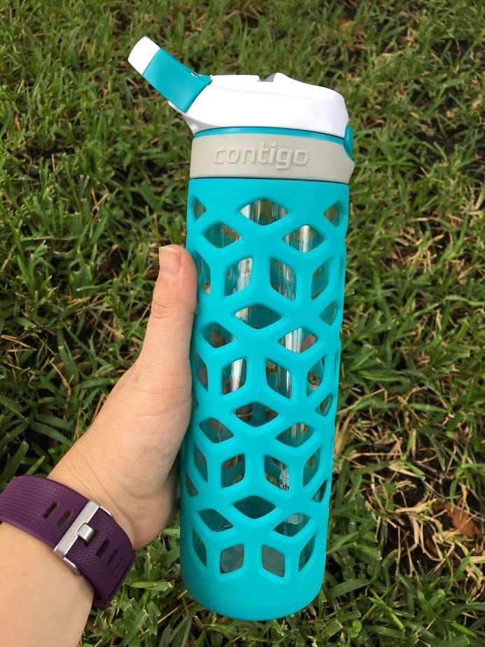 Back to School Glass Water Bottles