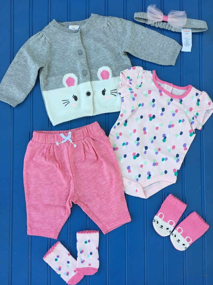 Back to School #KidGoals and Gymboree Styles