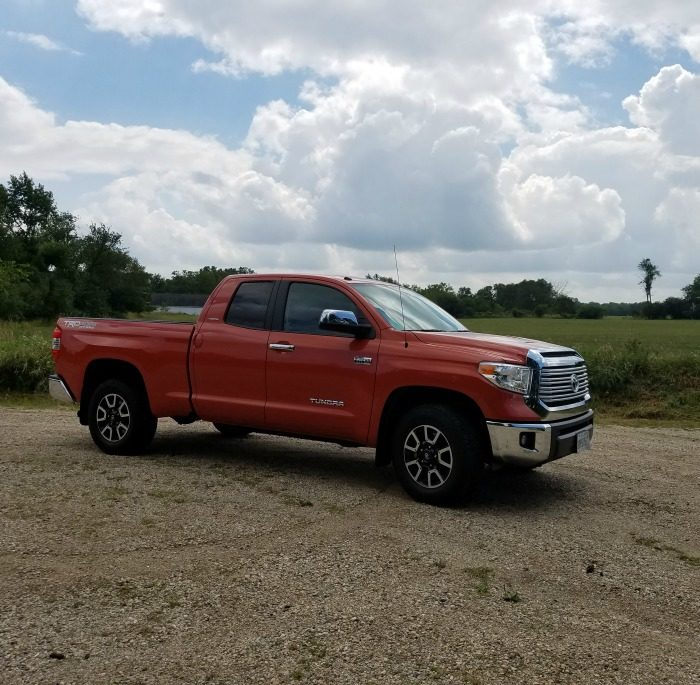 2017 Toyota Tundra Limited Double Cab