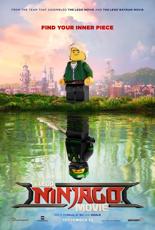 The LEGO NINJAGO Movie in Theaters September 22nd