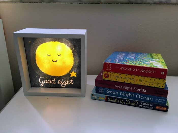 Easily Decorate a Nursery With LightBoxArts