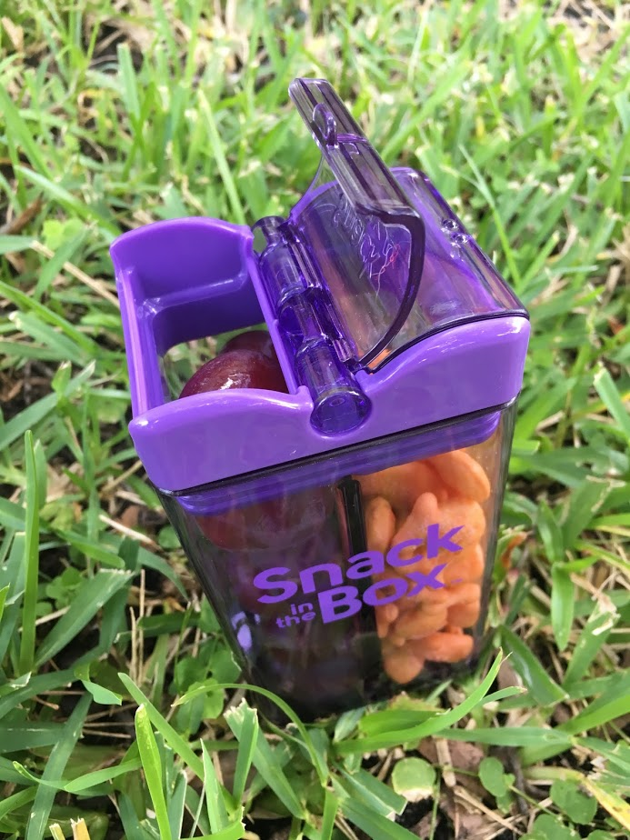 Snack in the Box is the Fun Way to Send Snacks to School