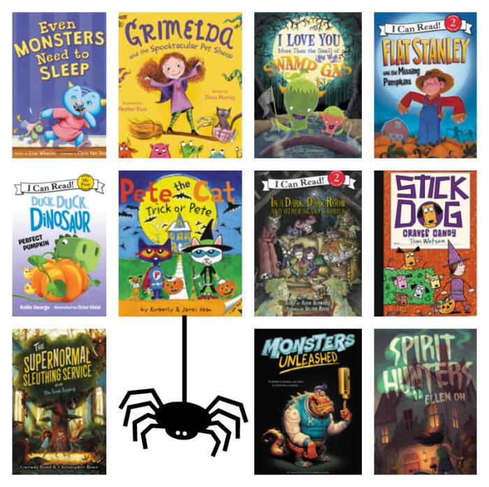 11 Halloween Books for Kids