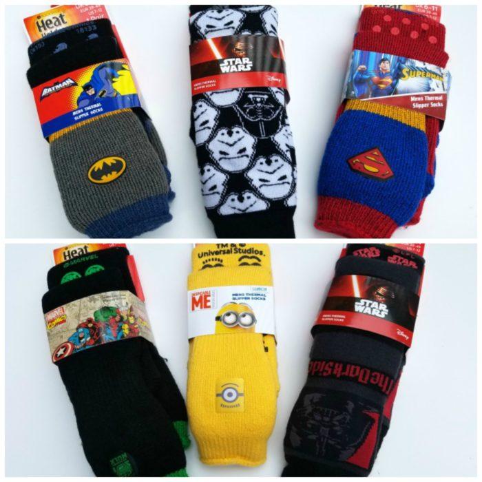 Heat Holders Character Slipper Socks