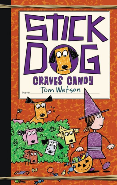 The Stick Cat and Stick Dog Books Continue With New Adventures