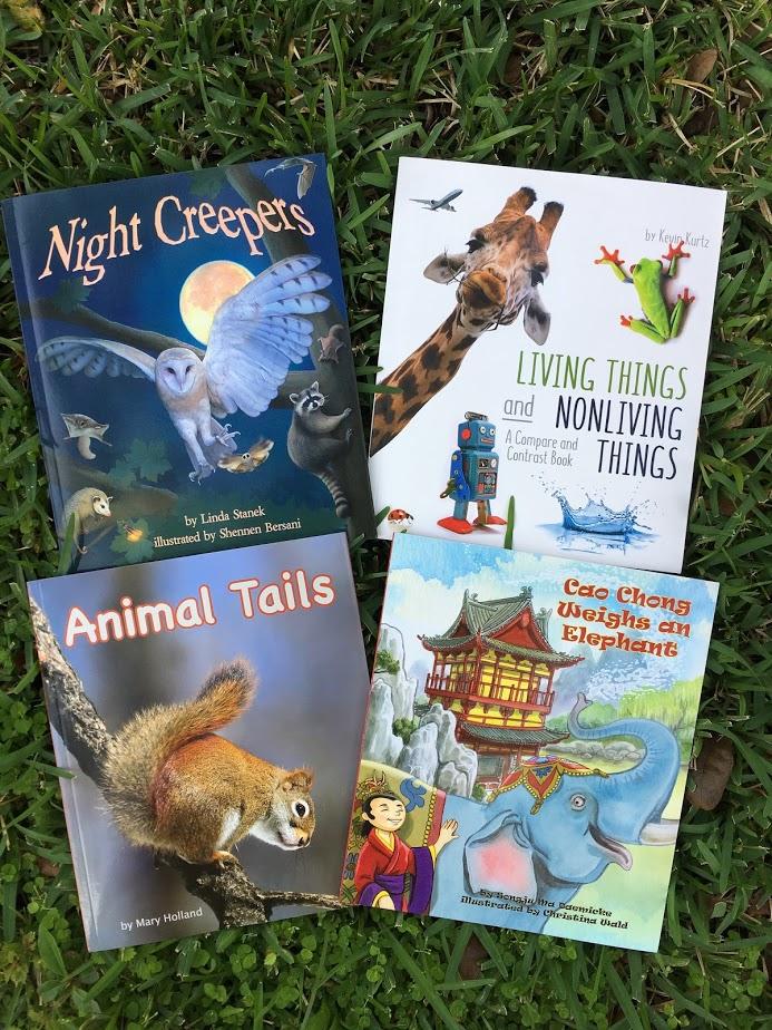 Arbordale 's Fall Season of Science & Math Based Children's Books
