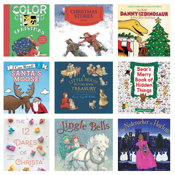 9 Christmas Books To Get Your Family Into the Spirit of the Season
