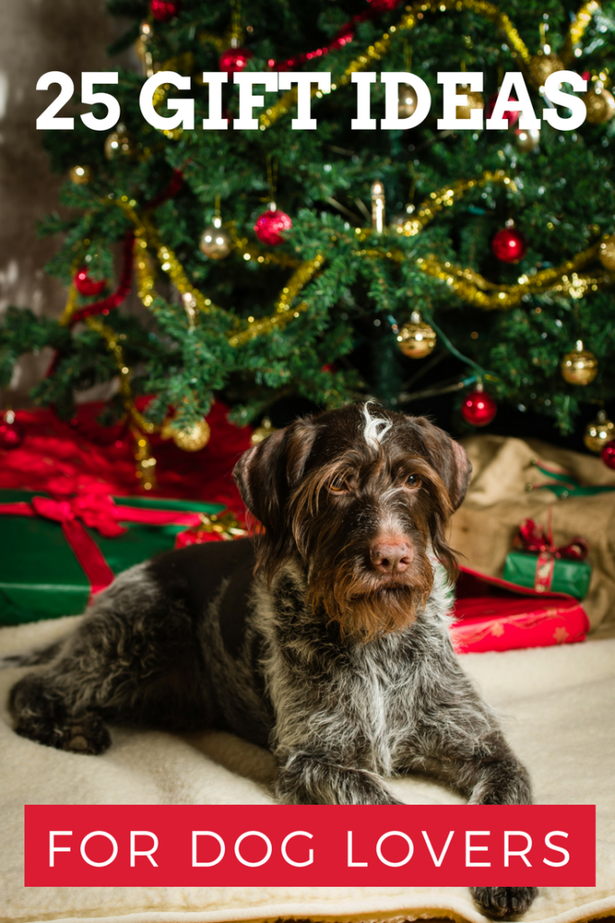 25 Gift Ideas for Dog Lovers