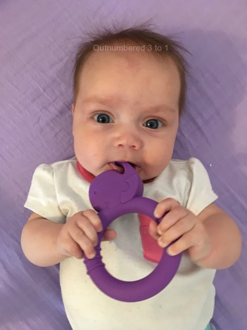 Marcus & Marcus Teethers Help to Sooth Baby's Tender Gums