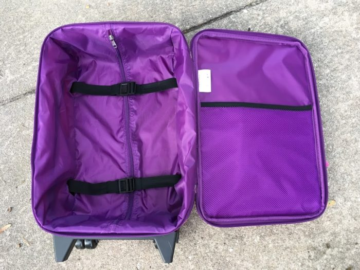 Obersee Luggage For Kids - Great for Holiday Travel