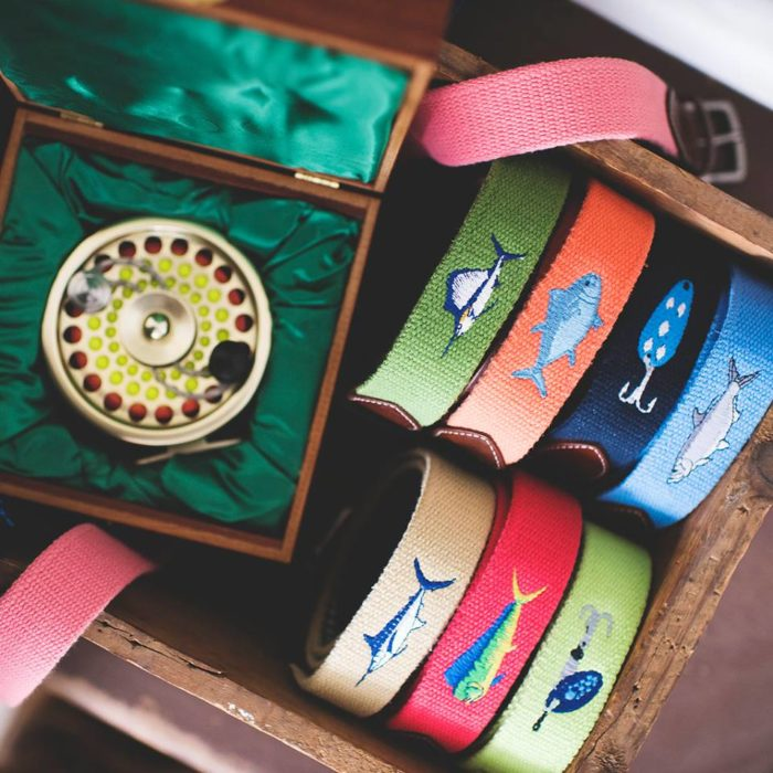 J.T. Spencer Offers Gorgeous Customized Classic Statement Belts