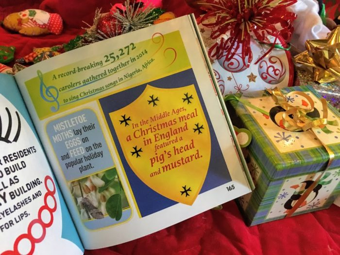 National Geographic Kids Books Holiday Gift Pack Giveaway