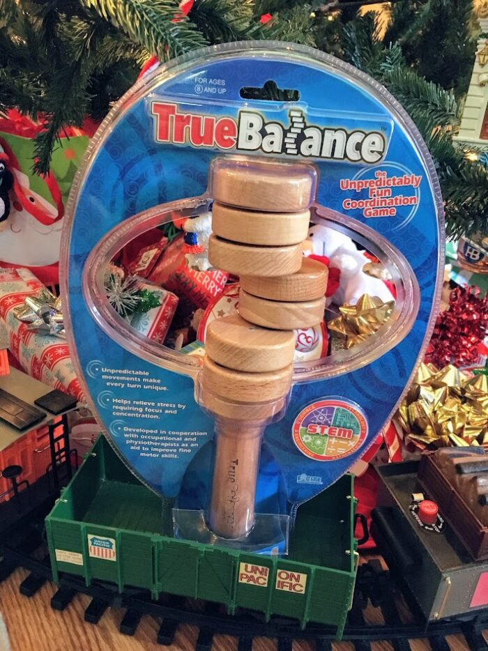 TrueBalance is The Unpredictable Coordination Game That the Whole Family Will Enjoy!