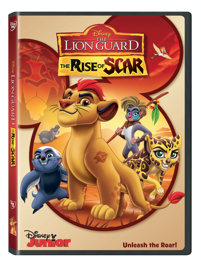 The Lion Guard - The Rise of Scar Now on Disney DVD