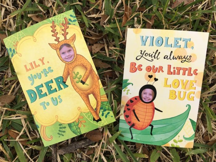My Little Lovebug Personalized Storybook this Valentine's Day