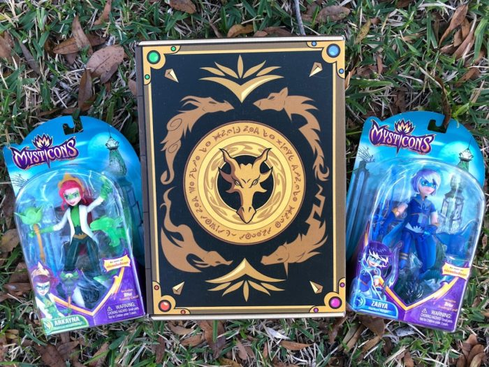 Introducing Mysticons, A New Genre-Defining Series for Girls