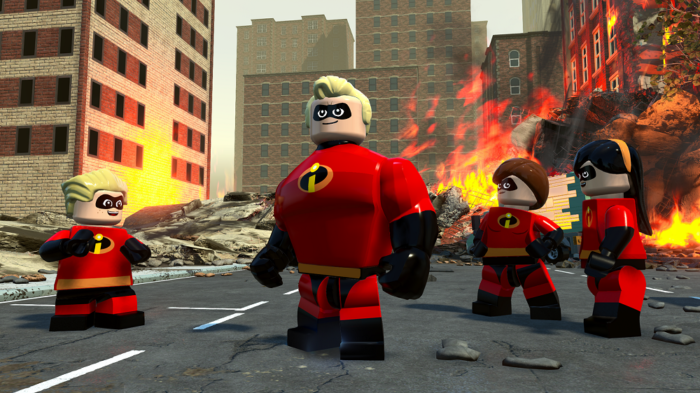 LEGO The Incredibles Available June 15th