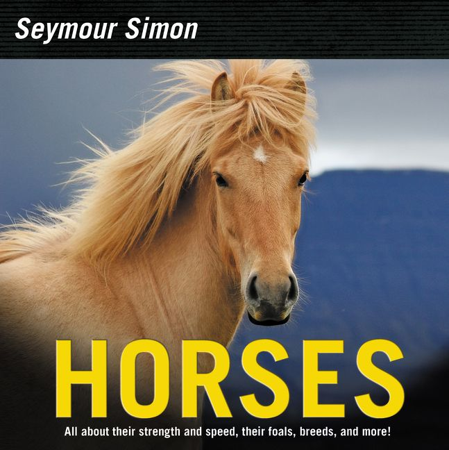Horses and Water by Seymour Simon