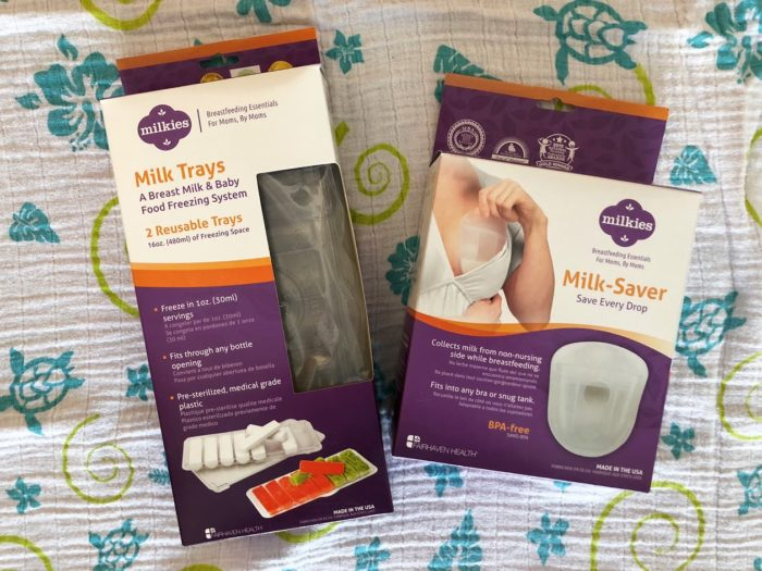 Milkies by Fairhaven Health Lets You Easily Collect, Store and Use Breastmilk