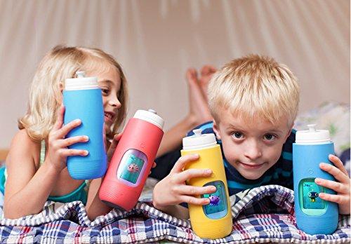 Gululu Kids Water Bottle Promo for World Water Day