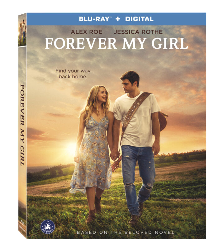 Forever My Girl arrives on Blu-ray, Digital, DVD & On Demand April 24th From Lionsgate