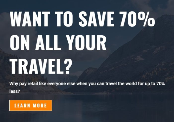 How to Save Big on Travel