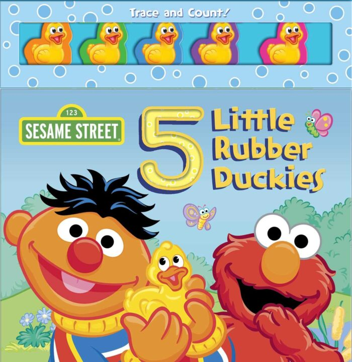 Sesame Street: 5 Little Rubber Duckies