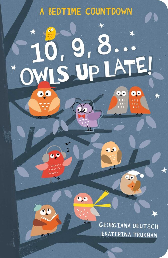 10, 9, 8…Owls Up Late!