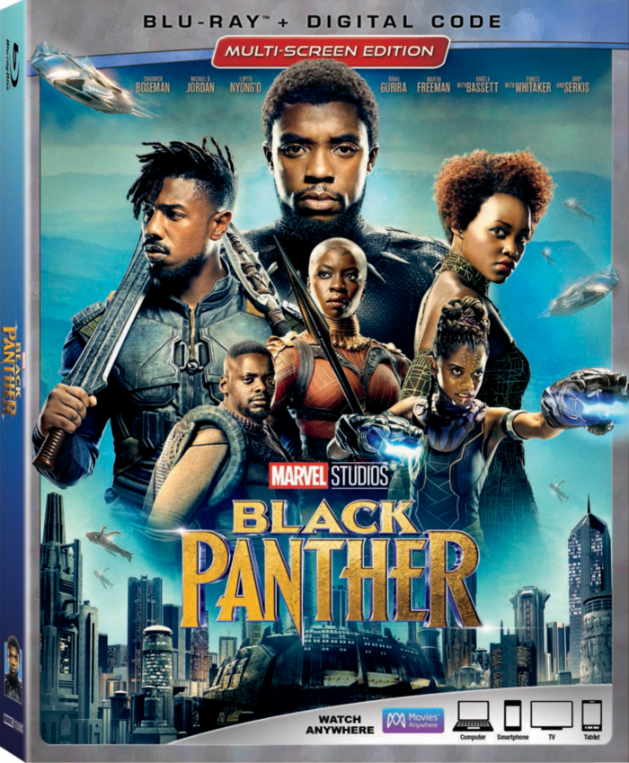 Marvel Studios' Black Panther Arrives on Digital and Blu-ray
