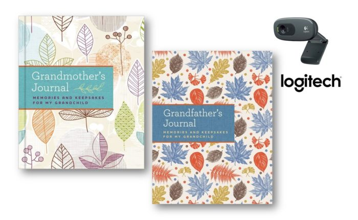 Keepsake Journal for Grandchildren