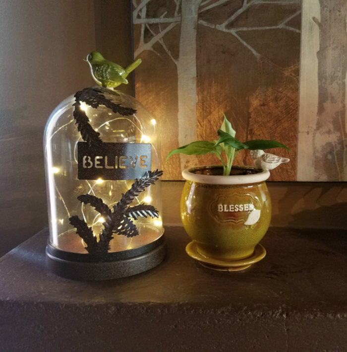 Beautiful Home and Garden Decor from Precious Moments