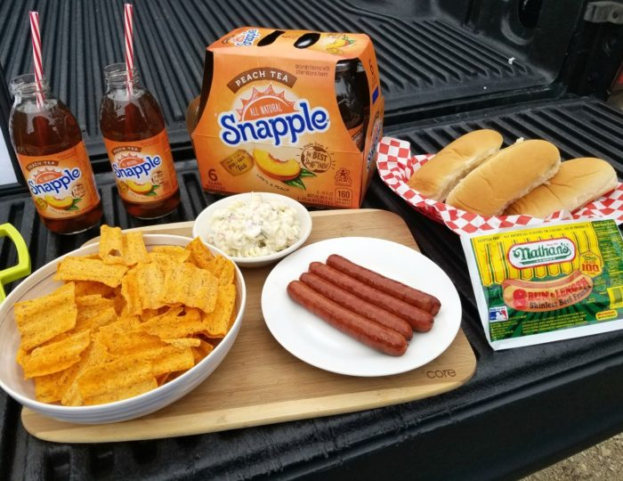 Simple Hot Dog Bar and Tailgate Tips