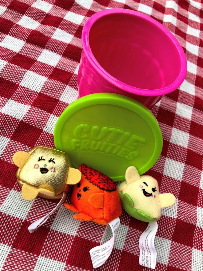 NEW Cutie Fruities are the Sweet Smelling Collectible Kids LOVE
