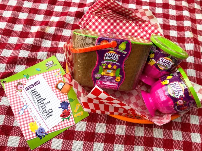 NEW Cutie Fruities are the Sweet Smelling Collectible Kids Will LOVE
