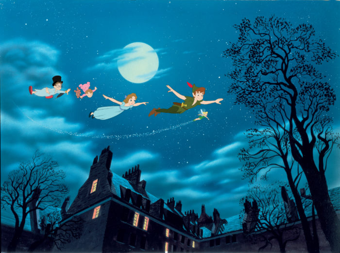 Celebrate the Peter Pan 65th Anniversary on Digital & Blu-ray