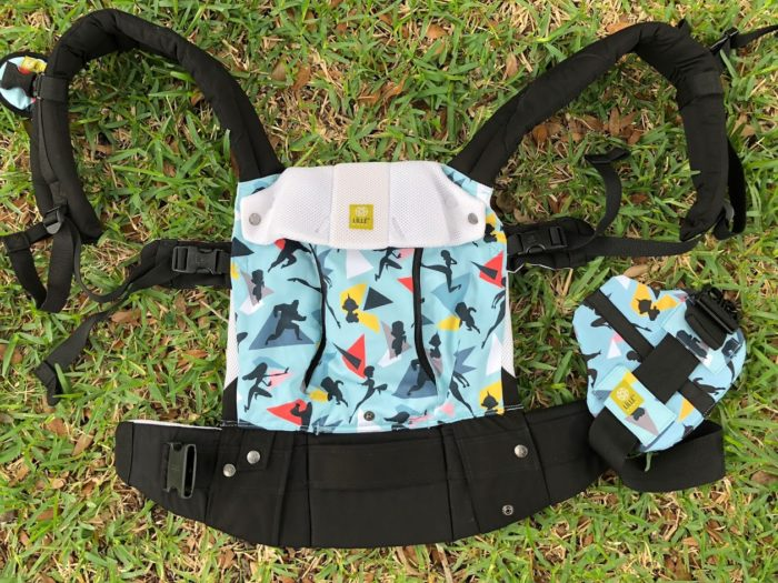 Disney?Pixar Incredibles 2 Baby Carrier from LILLEbaby