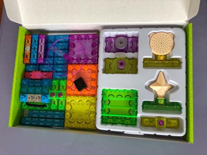 E-Blox Circuit Builder Kits for Hours of Educational Fun