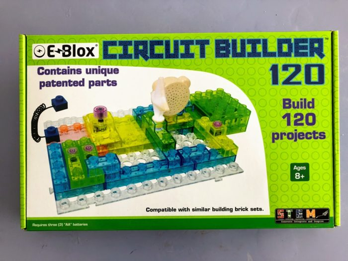 E-Blox Circuit Builder Kits for Hours of Educational Fun