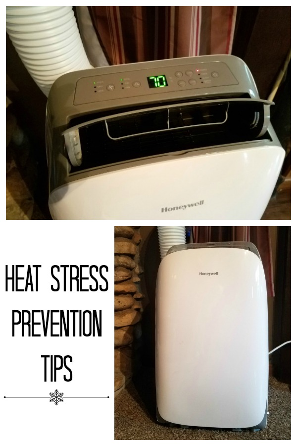 Heat Stress Prevention Tips