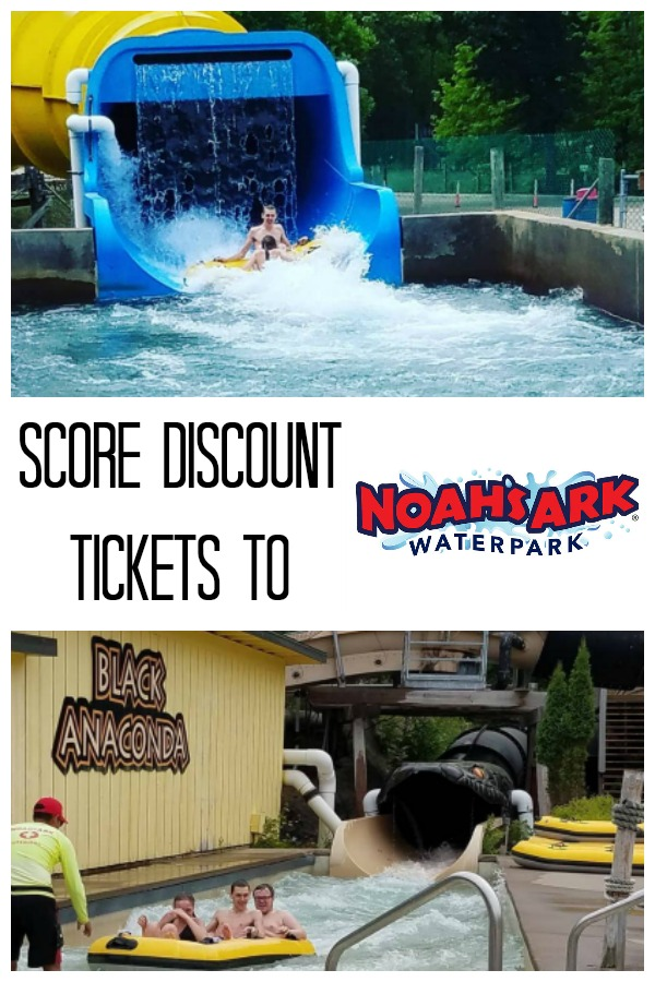 Noah's Ark Discount Tickets