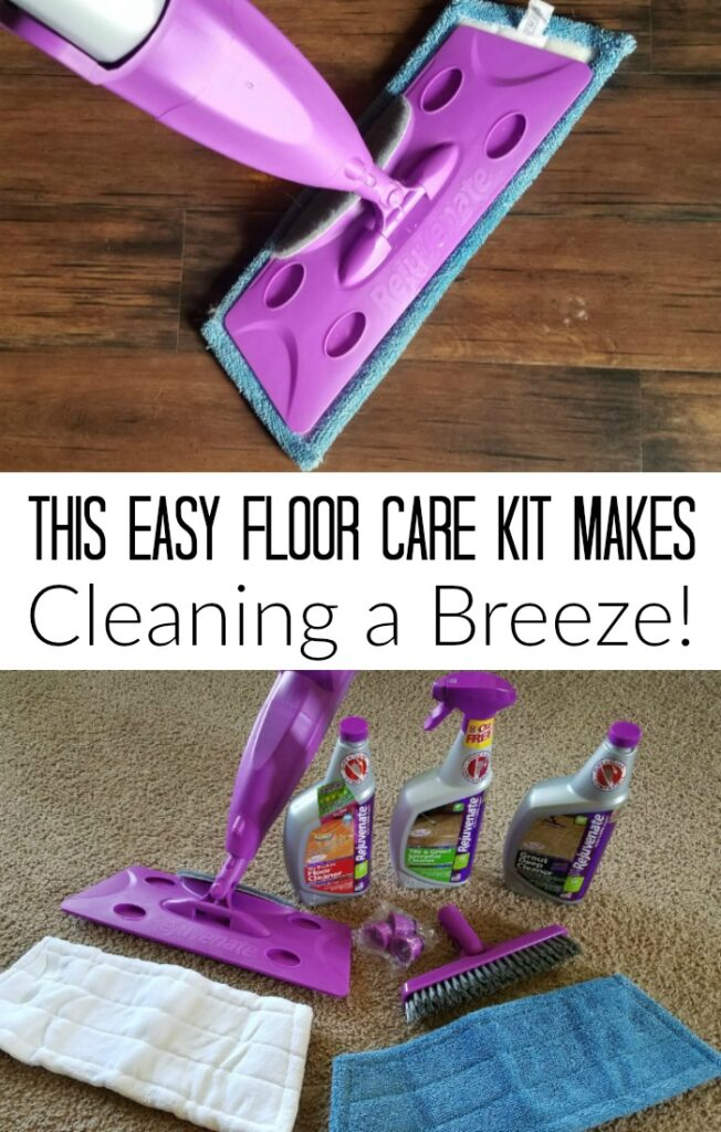 This Easy Floor Care Kit
