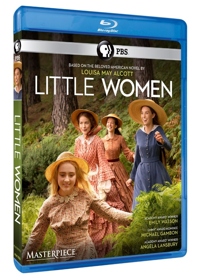 Masterpiece: Little Women on DVD