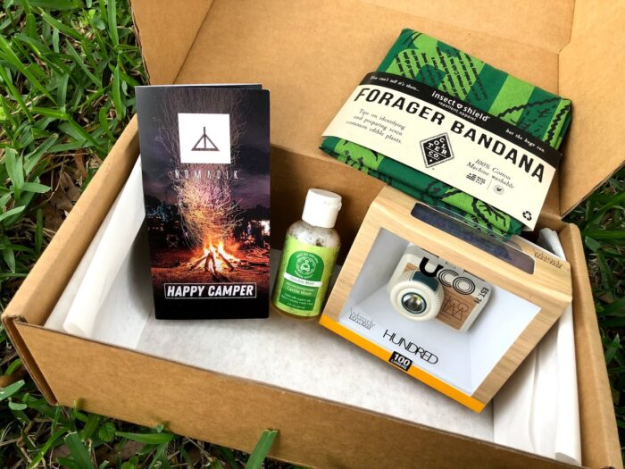 Inside The Nomadik: The Subscription Box For Adventure & Outdoors