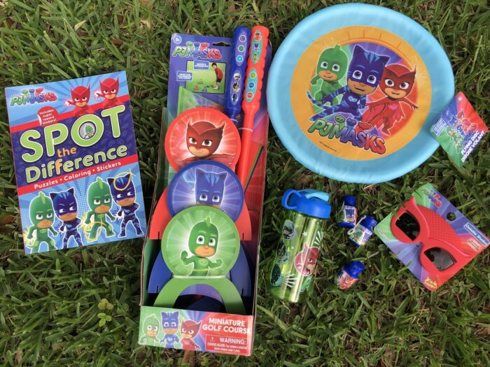 PJ Masks Time to Be a Summer Hero